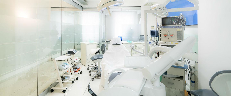 OP der Zahnklinik Mühldorf am Inn
